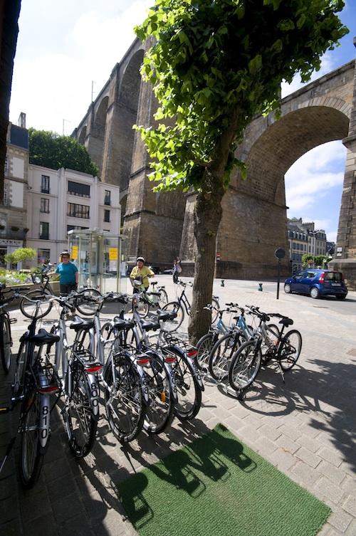 Location vélos Morlaix